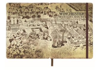 Atlas Winchester Mystery House Journal