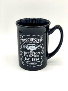 Skeleton Key Club Mug