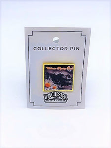 Pop of Color Winchester Mystery House Pin