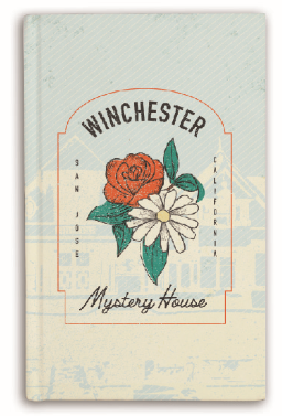 Floral Winchester Mystery House Journal