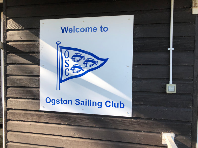 Ogston Sailing Club Pontoon Floats