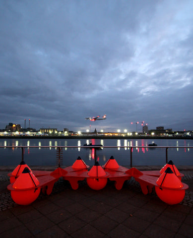 Buoys are back in town - London Docks