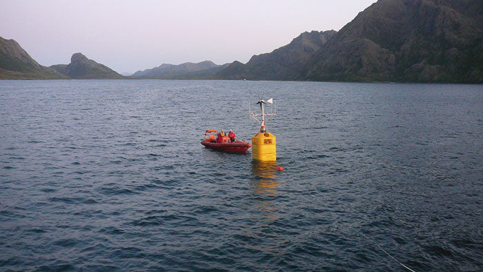 Aqua 6600 APB Aquaculture Buoys 3350mm(L) x 1800x1800mm(W)