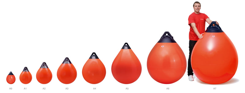 A-Series Polyform Buoys Range