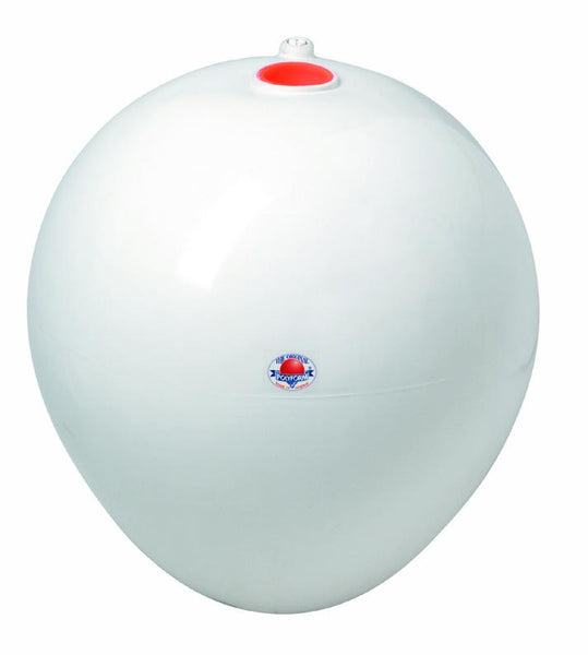 White CC3 Multi Purpose Buoys 500mm(L) x 450mm (D)