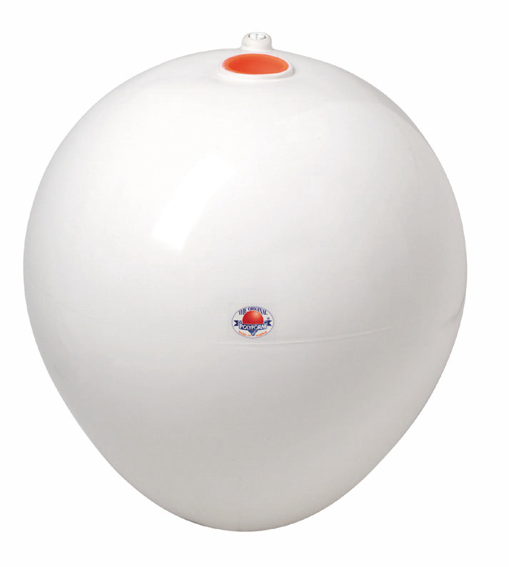 White CC4 Multi Purpose Buoys 590mm(L) x 540mm(D)