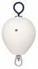 White Polyform CCE2 Short Iron Mooring Buoys