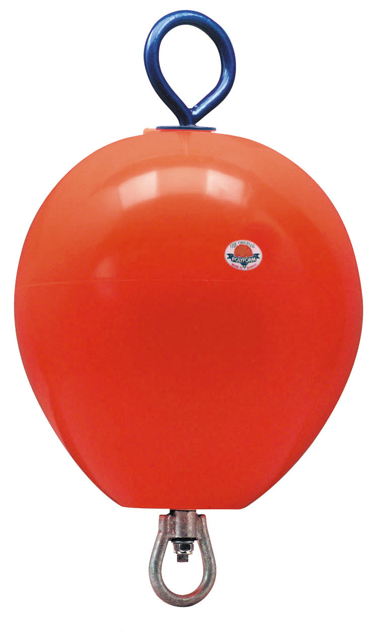 Red Polyform CCE3 Short IronMooring Buoys
