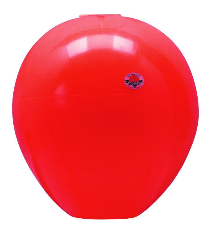 Red CC4 Multi Purpose Buoys 590mm(L) x 540mm(D)