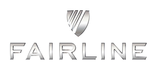 Fairline Fender Cover Logo