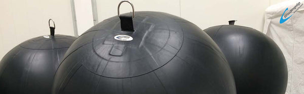 Maxistow HDPVC¨ Inflatable Sphere Fender (80cm)