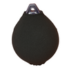 Polyform A1 Fender Cover Black - Fits A1 Buoy
