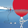 How to use a mooring buoy correctly