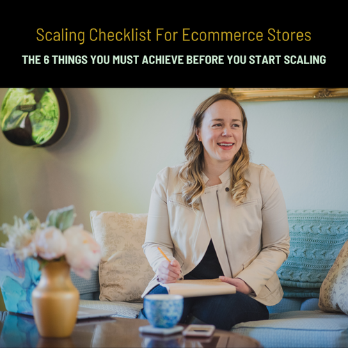 Scaling Checklist For Ecommerce Stores