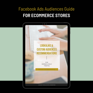 Audiences Guide For Ecommerce Facebook Ads