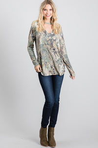 Samara Long Sleeved Top