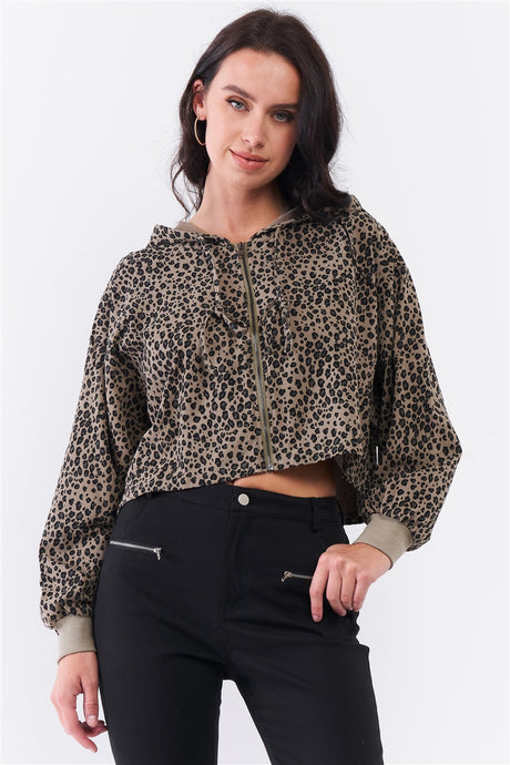 Joann Crop Jacket