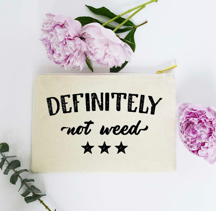 Not Weed Bag