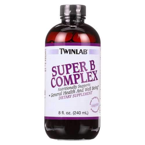 Twinlab Super B Complex - Regular - 8 Fl oz.