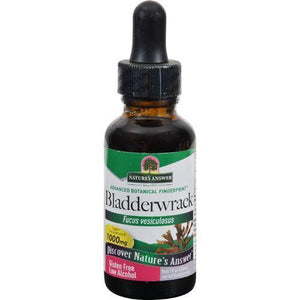 Nature's Answer Bladderwrack Thallus - 1 fl oz