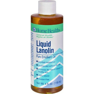 Home Health Liquid Lanolin - 4 fl oz