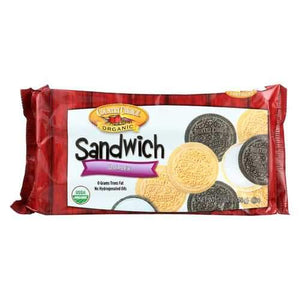 Country Choice Sandwich Cookie - Duplex - Case of 6 - 12 oz.