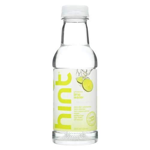 Hint Water - Lime - Case of 12 - 16 fl oz