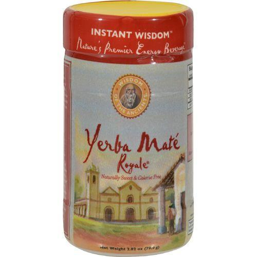 Wisdom Natural Organic Yerba Mate Royale Tea - 2.82 oz