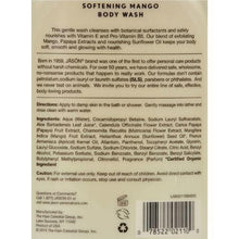 Jason Satin Shower Body Wash Mango - 30 fl oz