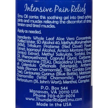 Thunder Ridge Intensive Pain Relief - 2 fl oz