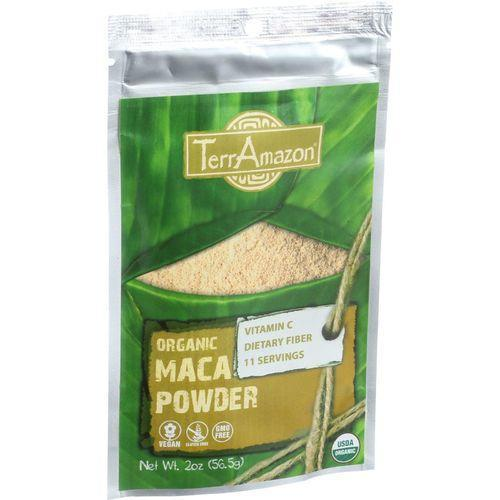 TerrAmazon Organic Maca Powder - 2 oz
