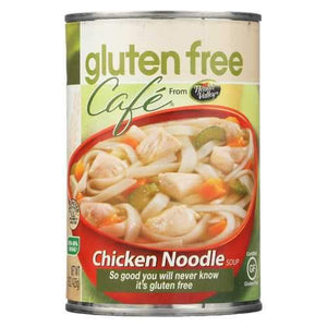Gluten Free Caf Noodle Soup - Chicken - Case of 12 - 15 oz.