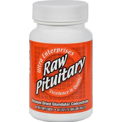 Ultra Glandulars Raw Pituitary - 60 Tablets
