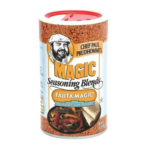 Magic Seasonings Seasoning - Fajita - Case of 6 - 5 oz