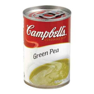 Campbell's Soup - Green Pea - Case of 12 - 11.25 fl oz