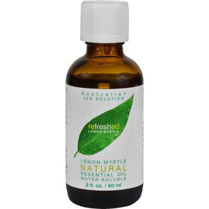 Tea Tree Therapy Essential Oil - 15 Percent Wtr Sol - Lemon Myrtl - 2 fl oz
