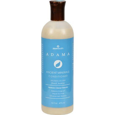 Zion Health Adama Clay Minerals Conditioner Peach Jasmine - 16 fl oz
