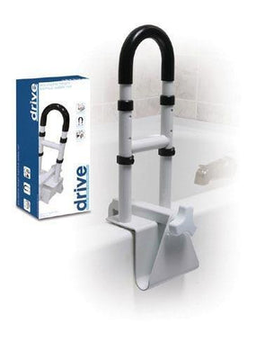 Tub Rail - Clamp-On Retail Pack  White