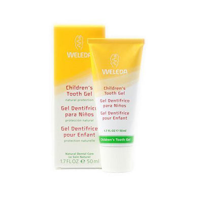 Weleda Children's Tooth Gel - 1.7 oz