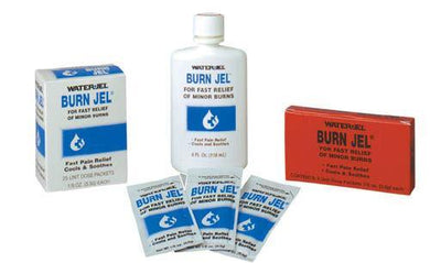 Water Jel Burn Gel Pk/25 Unit Dose Packets