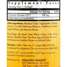 Healthy Origins Ubiquinol - 300 mg - 30 Softgels