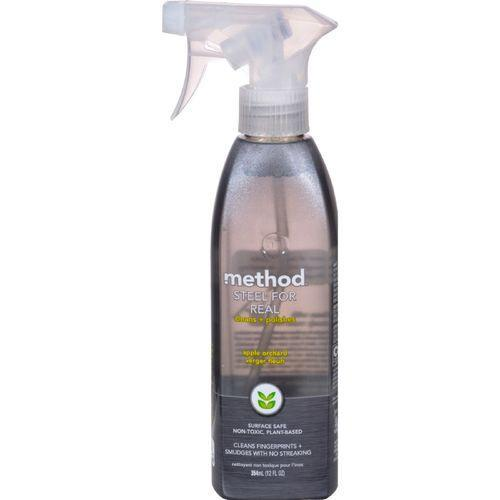 Method Products Cleaner - Polish - Stainless Steel for Real - 12 fl oz