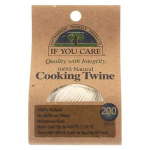 If You Care Cooking Twine - Natural - Case of 24
