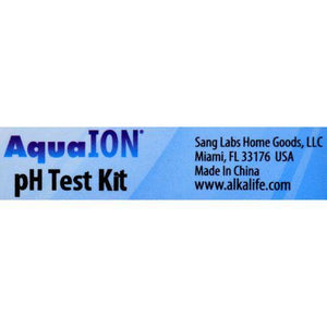 Alkalife pH Test Kit - 1 kit