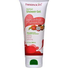 Herbacin Kamille Shower Gel - Herbal - Dragon and Passion Fruit - 6.7 fl oz