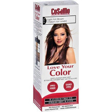 Love Your Color Hair Color - CoSaMo - Non Permanent - Lt Ash Brown - 1 ct