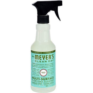 Mrs. Meyer's Multi Surface Spray Cleaner - Basil - 16 fl oz