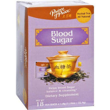 Prince of Peace Tea - Herbal - Blood Sugar - 18 Bags