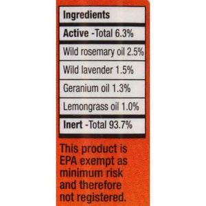 North American Herb and Spice Insect Repellent - Protec-X - Herbal - 2 oz