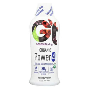 Genesis Today Organic Power - 32 Fl oz.
